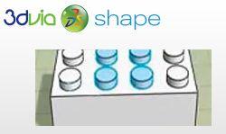3dvia shape