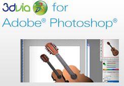 3dvia photoshop