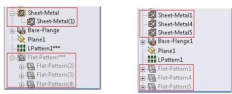SheetMetal Multibody Parts 2