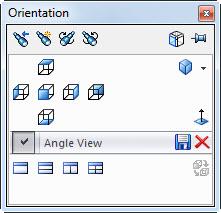Oreintation Window