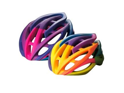 Stratasys Models-102 Bike Helmets (Mobile)