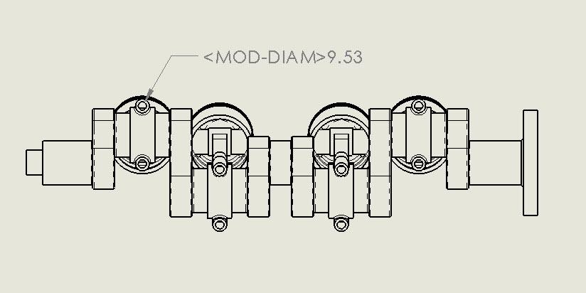 MOD Diameter