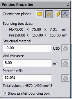 3d printer orientation