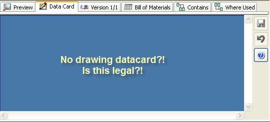 DrawingDataCard