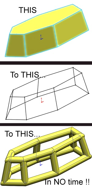 easy 3D Sketch