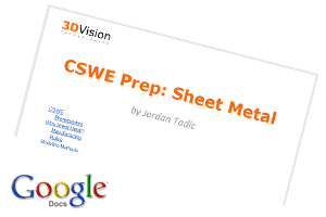 CSWE-Prep---Sheet-Metal---doc