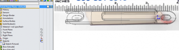 2014-0212b - First SW Part Design