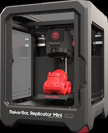 Open House Makerbot Replicator Mini