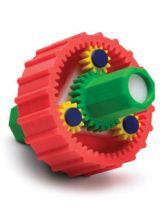 3D Printed ABSPlus Gear