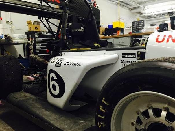 University of Akron racing