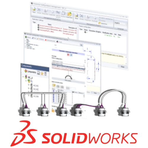 SOLIDWORKS Electrical Schematic Professional   3DVision Technologies