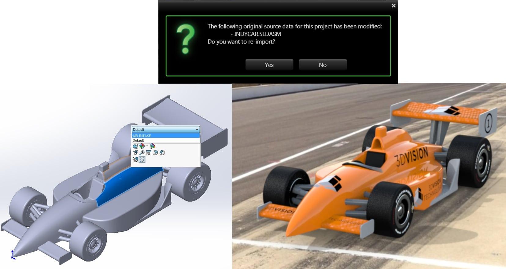 CAD Changes