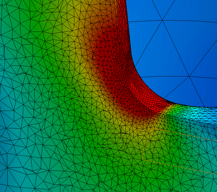 Mesh Section 2D