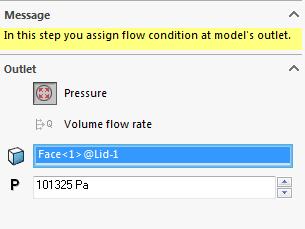 Pressure Outlet