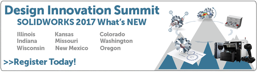 Design Innovation Summit - What's NEW in SOLIDWORKS 2017
