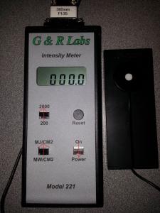 UV meter