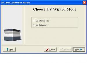 UV wizard