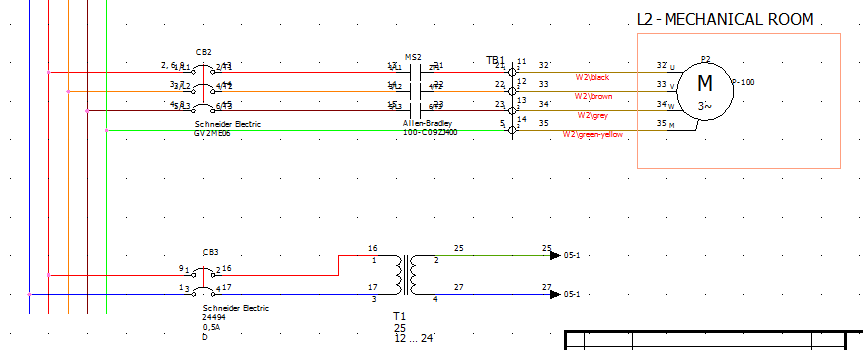 solidworks electrical: process and instrumentation diagrams, p&ids, Wiring electric