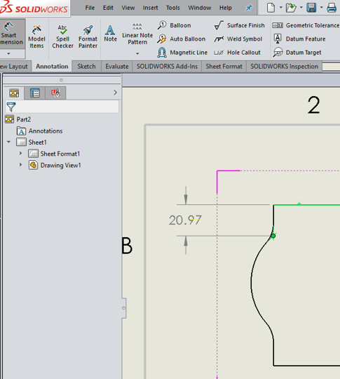 how to change solver type in solidworks